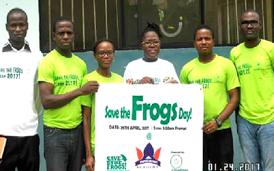 International Save The Frogs Day 2017